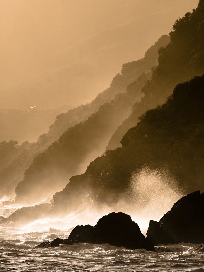 Dramatic Seascape by Anon - FairField Art Publishing