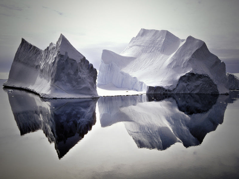 Iceberg Reflections by Anon - FairField Art Publishing