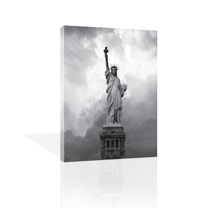Majestic Lady Liberty, Canvas Canvas by Anon - FairField Art Publishing