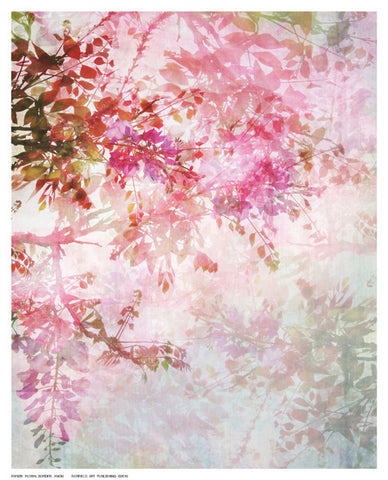 Floral Border Floral by Anon - FairField Art Publishing