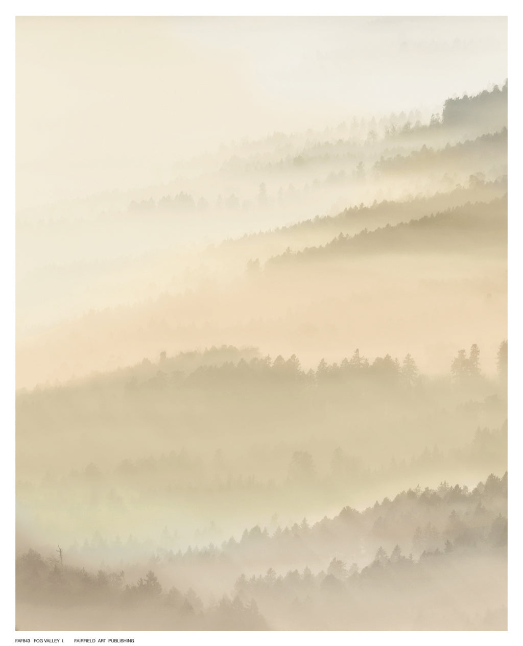 Fog Valley I. by Herzog - FairField Art Publishing