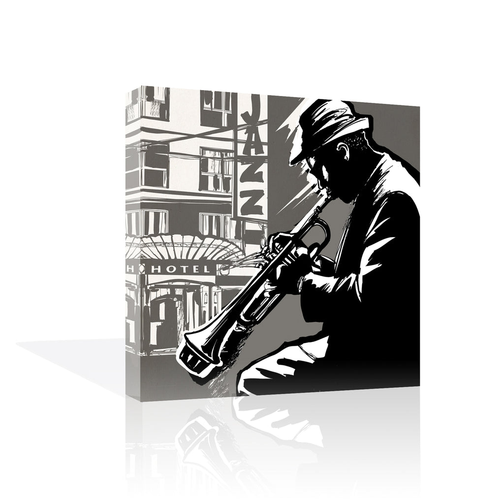 Smooth Jazz -  Canvas