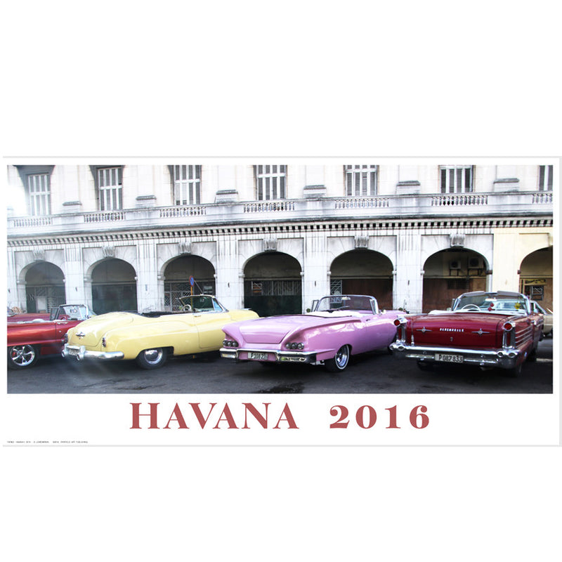 Havana I, 2016 by Kristin Lowenkron - FairField Art Publishing