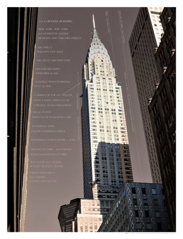 Chrysler Building Architecture