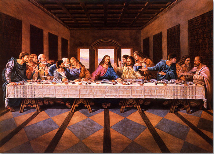 Last Supper by William Ternay - FairField Art Publishing