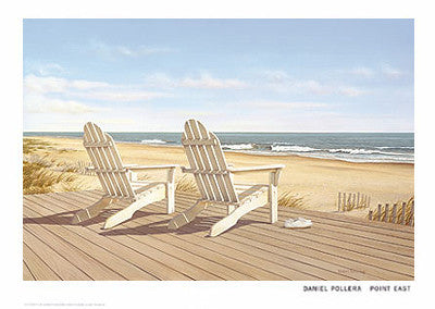 Point East Coastal by Daniel Pollera - FairField Art Publishing