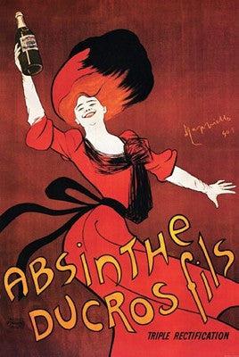 Absinthe Ducros Fils by Leonetto Cappiello - FairField Art Publishing
