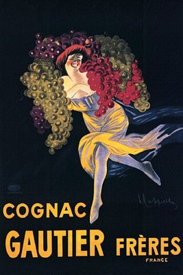 Cognac Gautier Freres by Leonetto Cappiello - FairField Art Publishing
