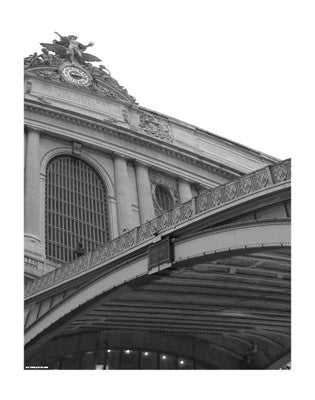 Arriving at Grand Central Architecture by Ellen Fisch - FairField Art Publishing