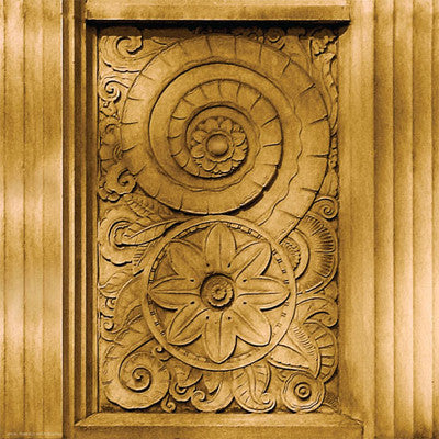 Architectural Detail No. 69 Posters by Ellen Fisch - FairField Art Publishing
