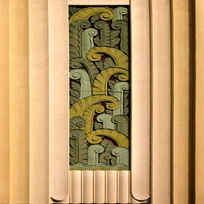 Architectural Detail No. 37 Posters by Ellen Fisch - FairField Art Publishing