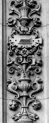 Architectural Detail No. 42 by Ellen Fisch - FairField Art Publishing