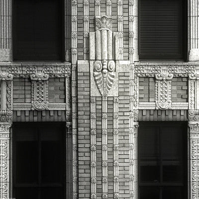 Architectural Detail No. 52 by Ellen Fisch - FairField Art Publishing