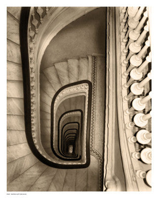 Architectural Detail No. 71 by Ellen Fisch - FairField Art Publishing