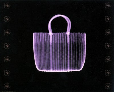 Straw Bag in Lilac Posters by Anon - FairField Art Publishing