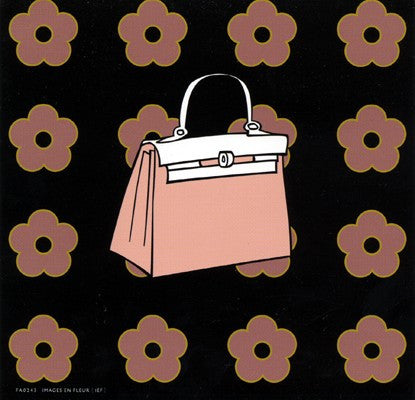 Purse in Soft Rose Posters by Anon - FairField Art Publishing