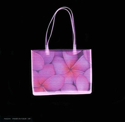 Flowered Purse in Square