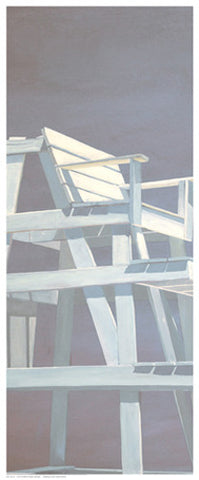 Life Guard Stand (grey)