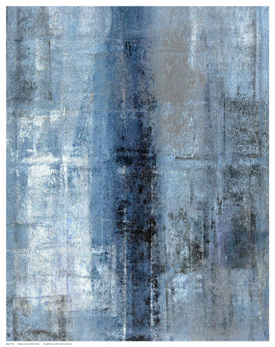 Cerulean Texture I by C. Tice - FairField Art Publishing