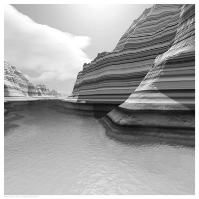 Majestic Canyon II by Anon - FairField Art Publishing