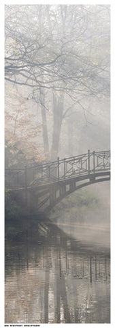 Bridge in the Mist I Traditional by Anon - FairField Art Publishing