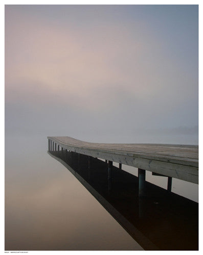 Silence at the Dock Posters by Anon - FairField Art Publishing