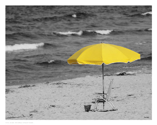 Sunny Umbrella Posters by Eve Turek - FairField Art Publishing