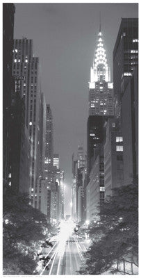 Looking Across 42nd Street, NYC Posters by Anon - FairField Art Publishing