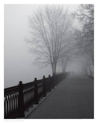Promenade in the Mist Posters by Anon - FairField Art Publishing