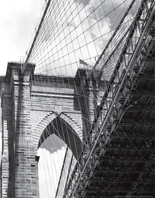 Under the Brooklyn Bridge Posters by Phil Maier - FairField Art Publishing