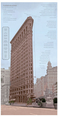 Flatiron Architecture by Phil Maier - FairField Art Publishing