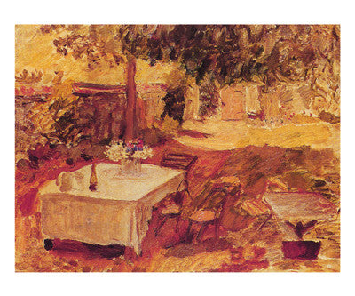 Summer Posters by Pierre Bonnard - FairField Art Publishing