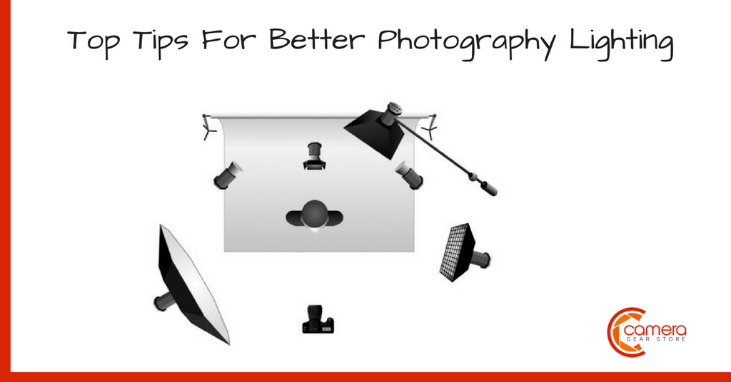 Top Tips For Better Photography Lighting
