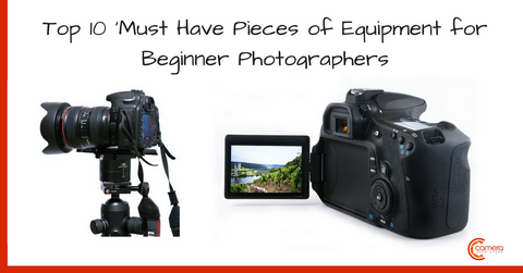 When you are just starting out in photography it can be quite overwhelming to know what camera gear you need and what you can do without. & Top 10 u0027Must Have Pieces of Equipment for Beginner Photographers ...