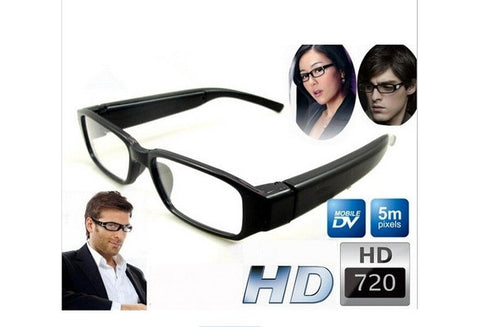 HD Digital Video Spy Camera Glasses