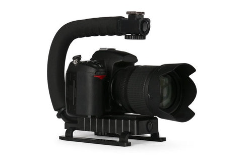 Video Camera Stabilizing Grip Handle For Video Camera