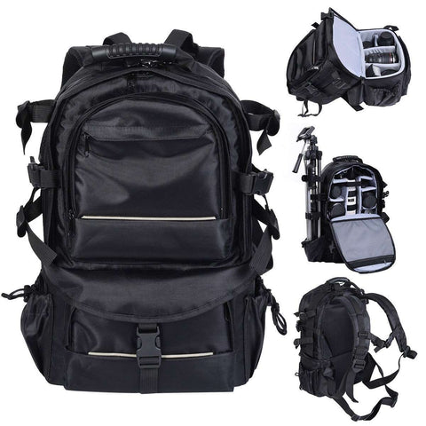All Weather Deluxe Camera Bag Backpack