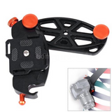 Pro Quick-release For Camera Belt Or Strap Mount For Camera Protection
