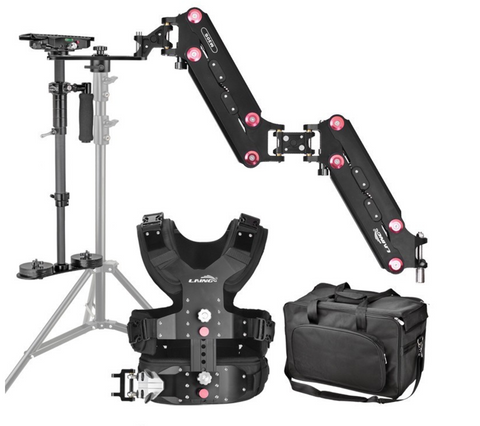 Ultimate Chest Video Stabilizer Rig & Boom System For Better Photography