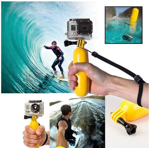 ~Floating Monopod Hand Grip for GoPro