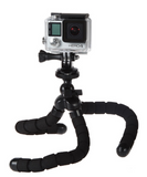 Flexible Sturdy Tri/monopod For Gopro For Camera