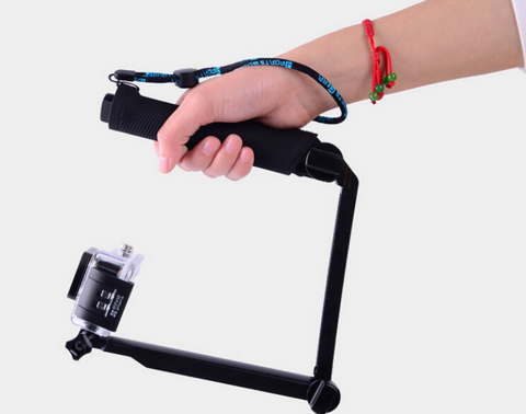 Tri/Mono-Pod Kit for GoPro