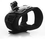 Swivel Glove 360-Degree Hand Wrist Strap Mount for GoPro Camera