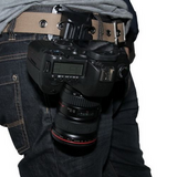 Professional Quick-release Belt Holster For Cameras
