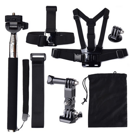 7pcs Accessories Kit for GoPro