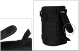 Heavy Duty Lens Bag for Travel or Waist Belt (6 sizes available)