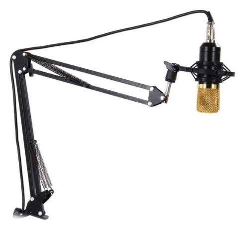 Extendable Professional Microphone Boom Universal Adjustable Stand