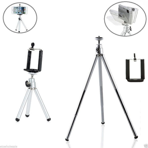 Mobile Phone Mini Tripod For Smartphone For Better Photos And Videos