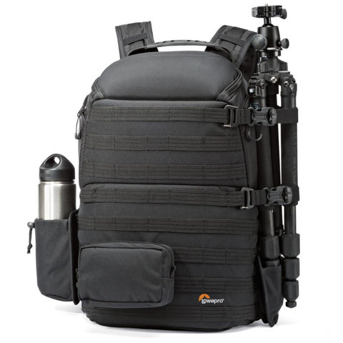 Lowepro ProTactic 450 aw shoulder camera bag SLR camera bag Laptop backpack with all weather Cover 15.6 Inch Laptop