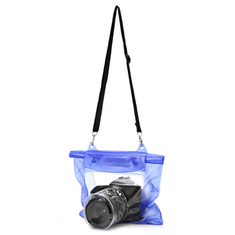 Waterproof Camera Bag Underwater Pouch Bag Dry Bag For Canon For Nikon